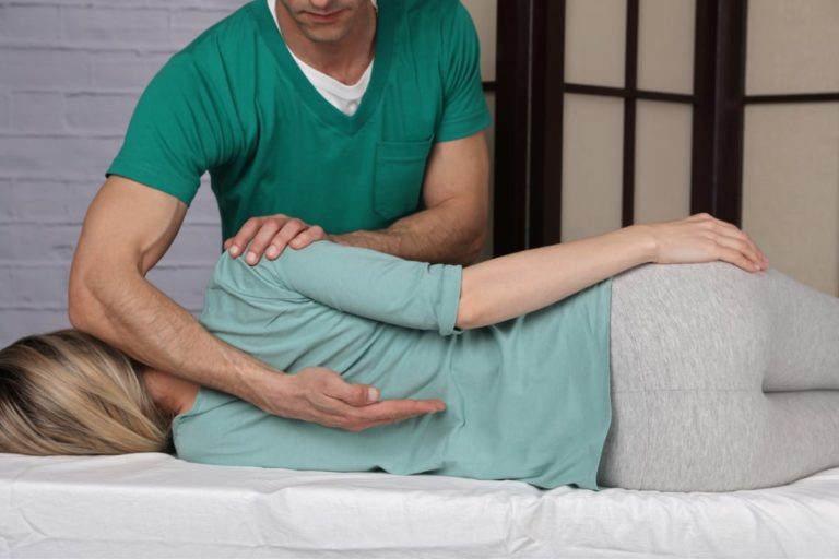 Physiotherapy for Low Back Pain