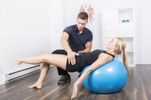 Physiotherapy Exercise Instruction in Edmonton